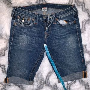 True Religion Shorts 30W/10L